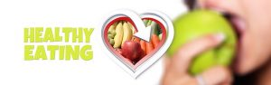 healthy eating of fruits and vegetables goes along way in assuring our health